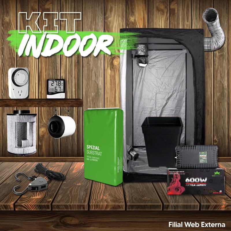 kit indoor completo llegar y enchufar